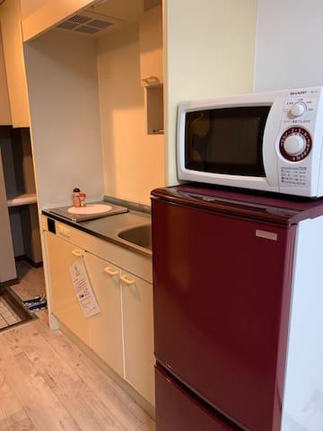 Takahata Apartment 122