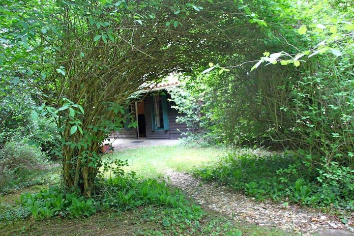 CHALET  en Périgord, au calme et en zone naturelle