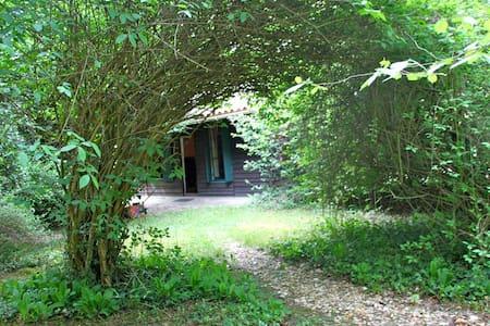 Chalet Périgord, en zone naturelle