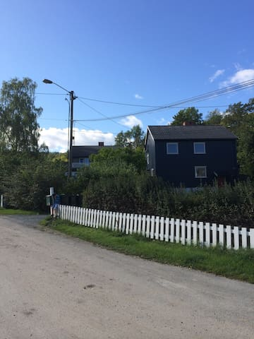 Small apartment not far from Oslo! - Asker - Huis