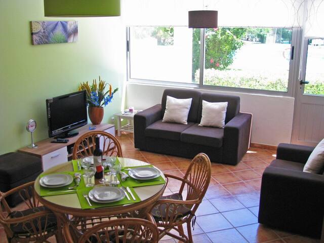Super T2 em condomínio familiar - Loulé - Apartamento