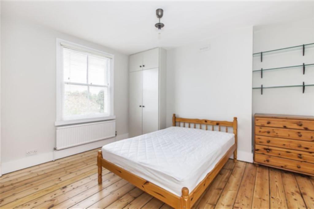 Bedroom 1 - Bedding provided