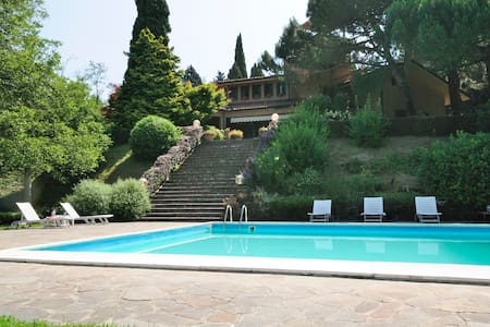 Villa Menta, relax and nature - Oggiono - Villa