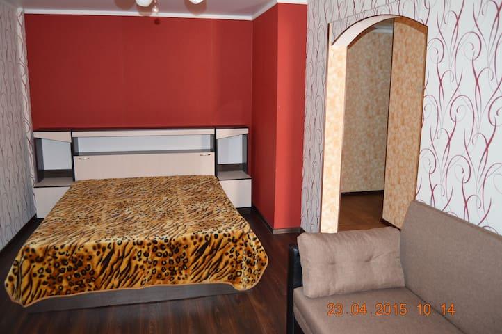 1-комнатная Полностью укомплектованная квартира