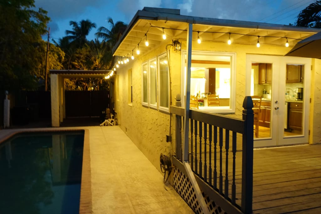 Perfect holiday home with a massive private pool for sun-filled days and quiet evening drinks.