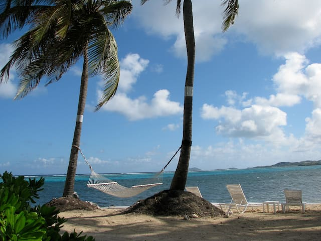 Tropical Paradise on the Beach - Christiansted - Condomínio