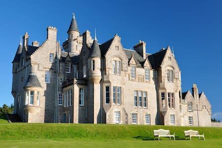 Glengorm Castle: Mingary - Tobermory, Isle of Mull