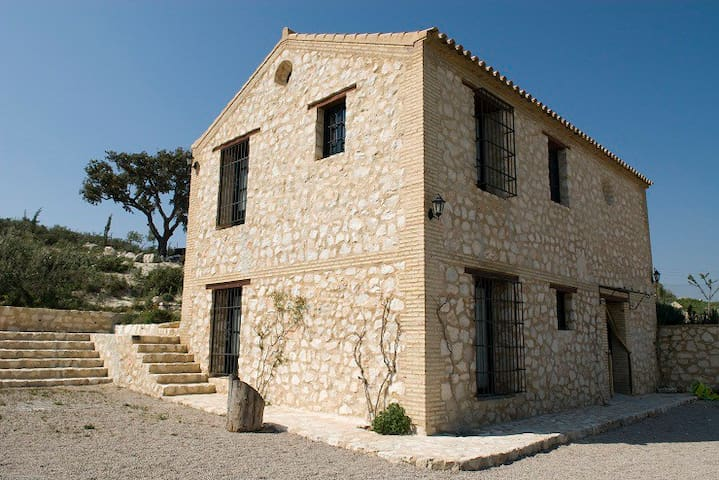 Carmen House (10 people): - Osuna - House