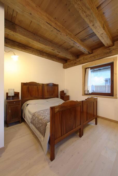 Appartamento Ricordi: camera da letto