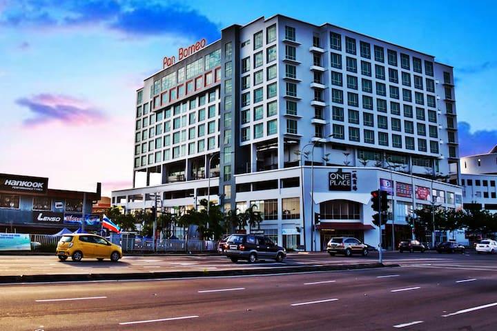 Pan Borneo Hotel, Kota Kinabalu -Superior of 2 Pax