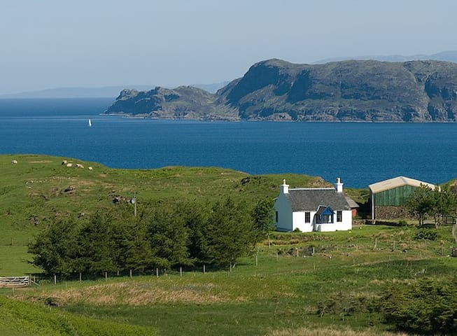 Lephin Cottage - Tobermory - House