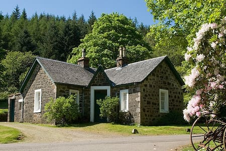 The Lodge - Tobermory - 一軒家