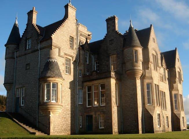 Glengorm Castle: Terrace Flat - Tobermory - Wohnung