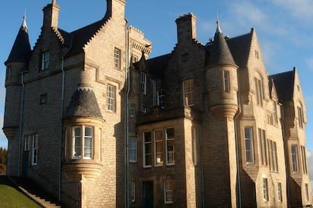 Glengorm Castle: Terrace Flat - Tobermory - อพาร์ทเมนท์