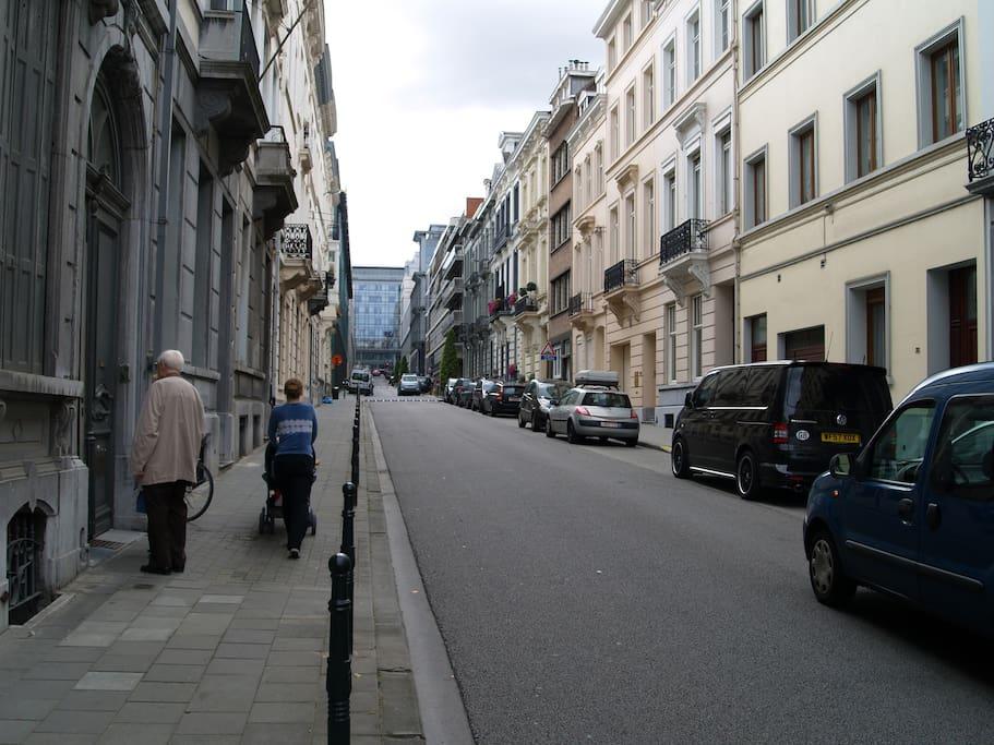 Rue de Spa