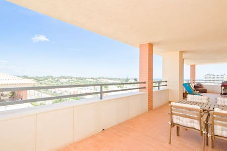 Penthouse Apartment Albufeira 1bed - Albufeira - Appartement