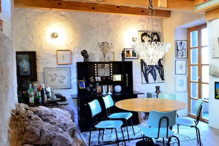 Holidays at a modern & idyllic spot - Kallmünz - House