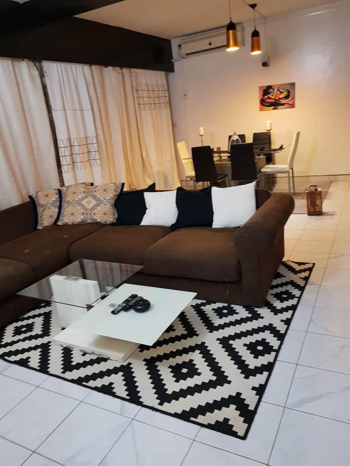 Appartement cosy  Bonanjo ....