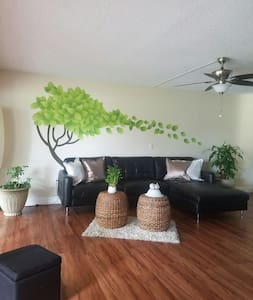 Cozy & spacious beedroom, near Clearwater Beach,FL - Largo - Apartment