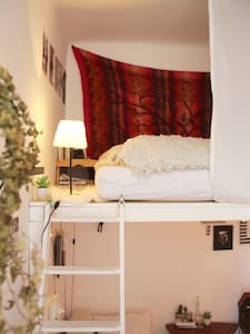 Cozy, central room with balcony - Wien