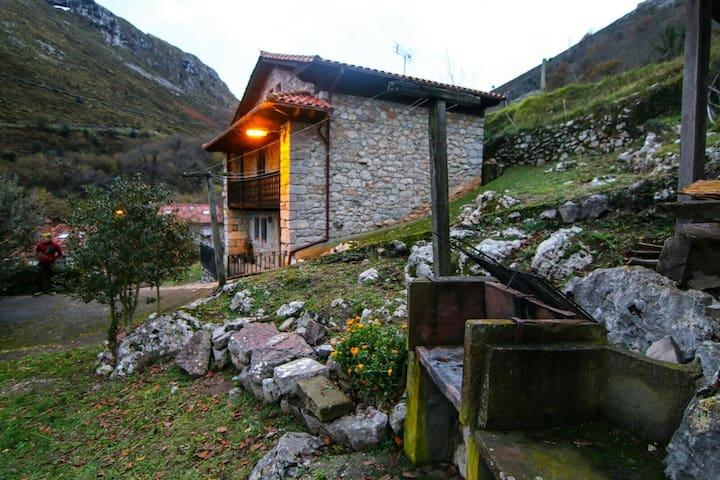Casa cuñaba