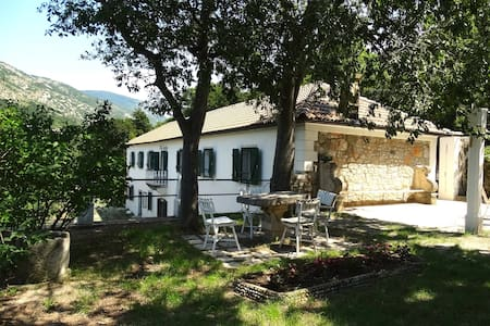 1700 historic Villa with gardens near Nehaj castle - Senj - Villa