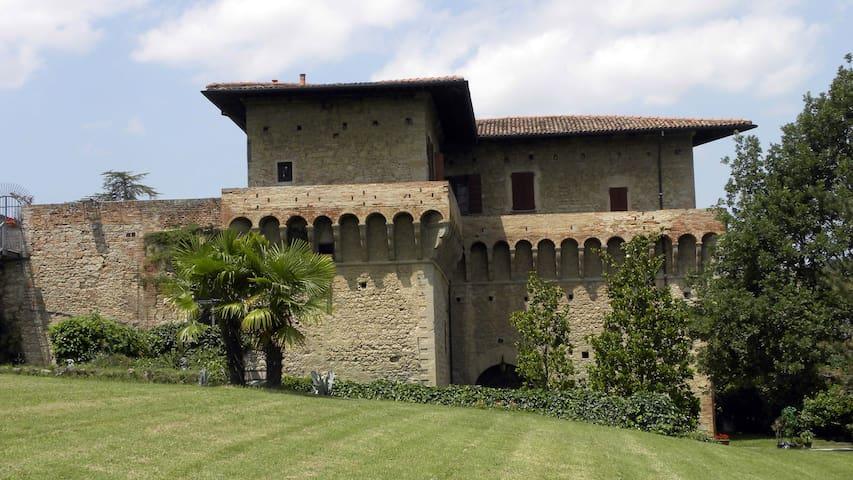 Suite del Cardinale - Terra del Sole - Kastil