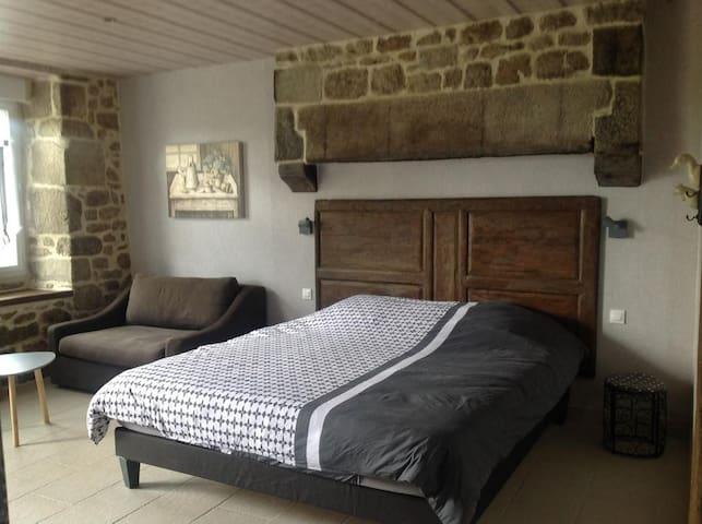 Chambre d'hôte Plume, Les Rocailles