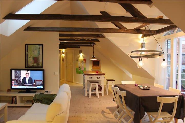 Ferielejlighed ved Fjorden - Løgstrup - Apartamento