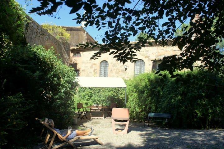 Charming house of the Mill withpool - GROSSETO - Leilighet