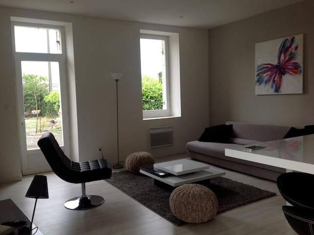 Superbe et agréable maison - Barsac - Casa