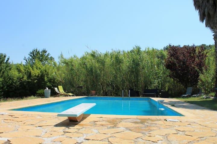 Villa avec piscine toulon - Le Revest-les-Eaux - Villa