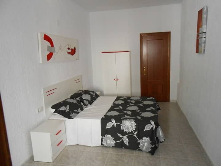 Apartamento CV centro.