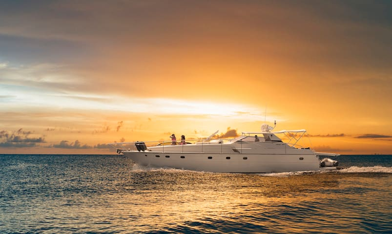 Mancini yacht cruiser 17m