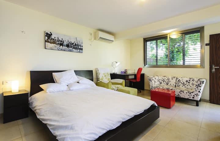 Amazing apartment in north Tel Aviv