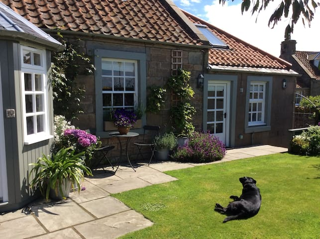 WESTBOURNE COTTAGE near St Andrews - Anstruther - บ้าน