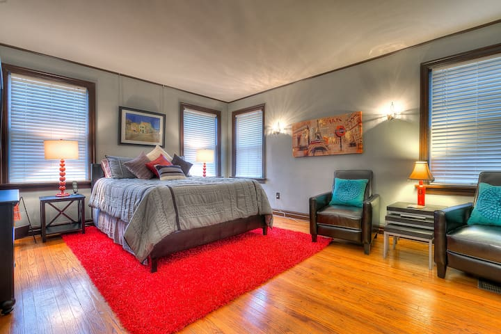 Gorgeous Historic Studio Apartment - Oklahoma City - Apartamento