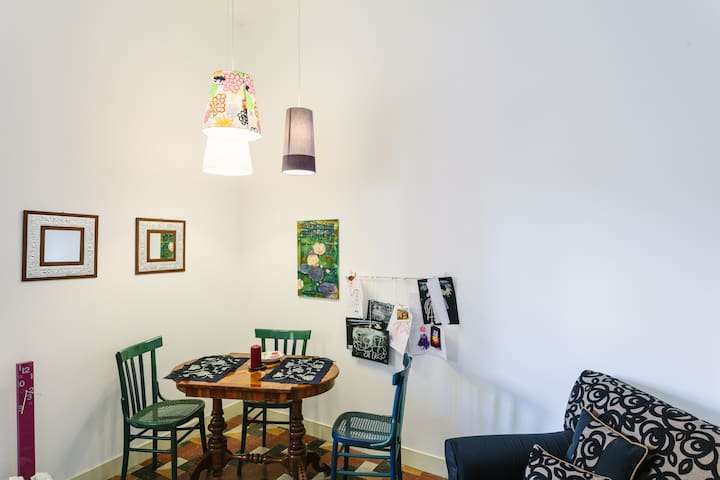 Lacasita,cozy, cheap and chic apartment