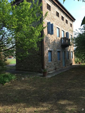 Beautifully restored farmhouse - Galzignano Terme - Dom