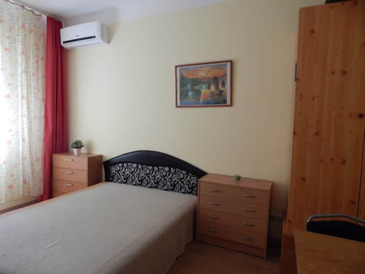 Eco guest room in the center of Budapest