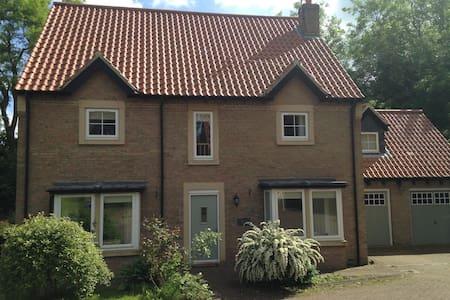 Quiet Cottage near Durham - Esh Winning - 단독주택