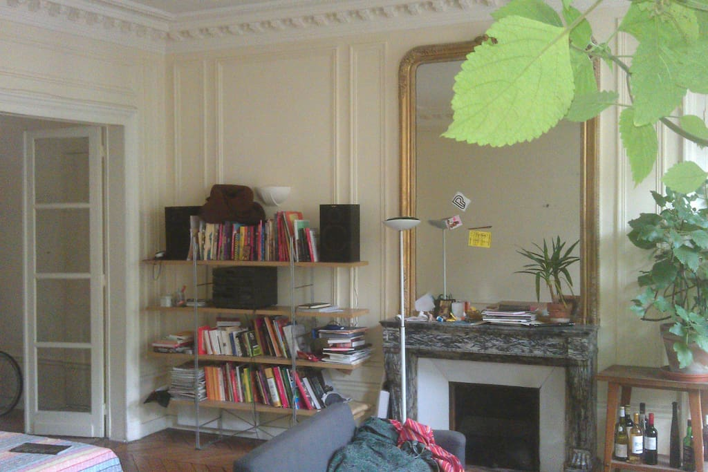 Belle chambre appart plein centre appartements louer paris - Appart a louer amsterdam ...