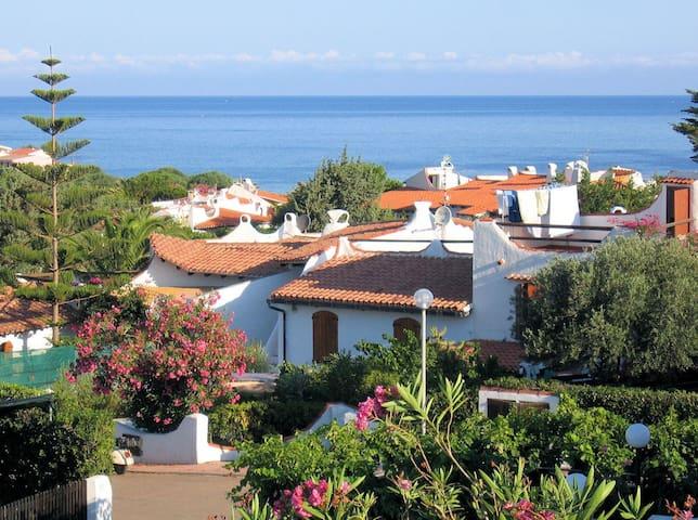 Casa vacanze al mare in Sardegna (Sa Fiorida A) - Valledoria - บ้าน
