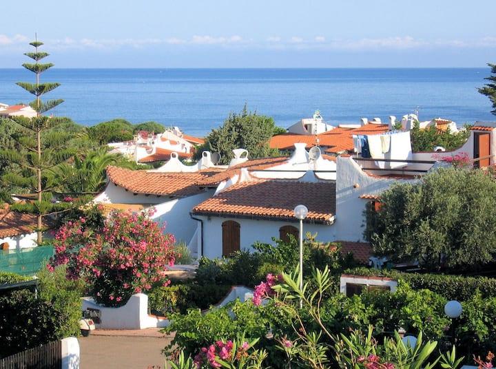 Maisons en Sardaigne bord de la mer (Sa Fiorida A)