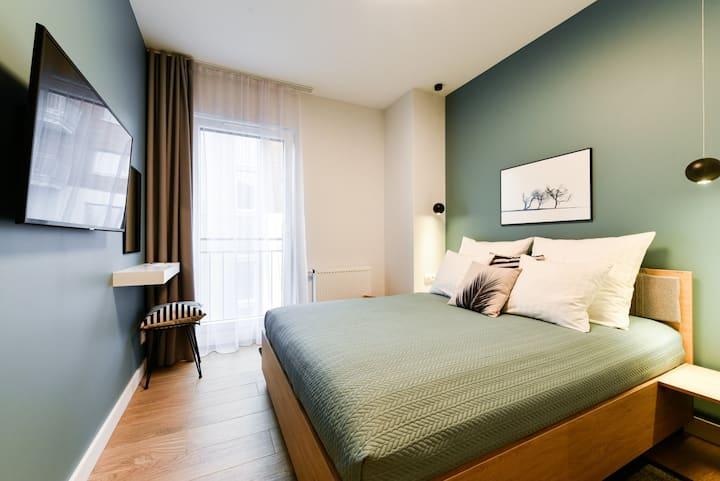 Apartamenty Tespis No. 38 ( Francuska108A/24 )