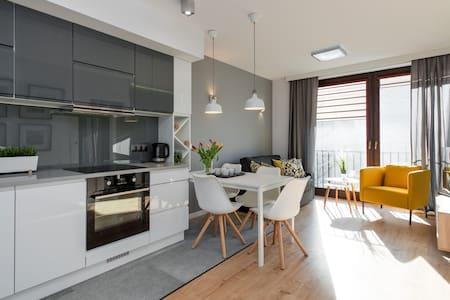 Modern apartment Krowoderska I - Cracovie