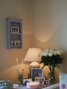 Homely flat in Fulham