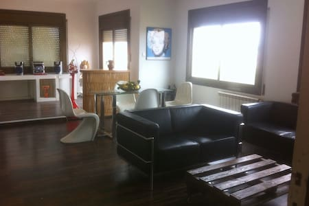 Modern apartment close to Barcelon and the circuit - Granollers