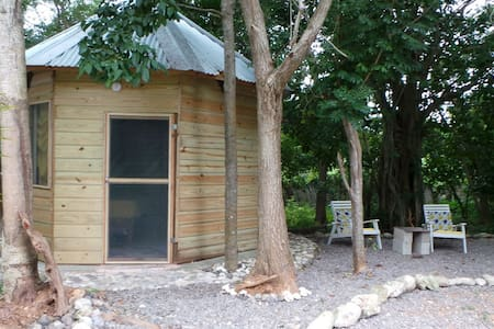 Real Jamaica - Umbrella Hut - Oracabessa
