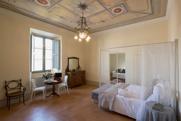 PalazzoMattei B&B - Camera Federico - Novafeltria - Bed & Breakfast
